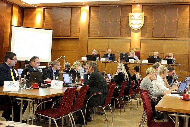 Zasedání Zastupitelstva města Havířova.