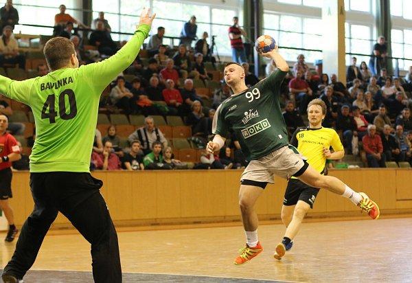 Házenkáři Baníku zdolali Brno.
