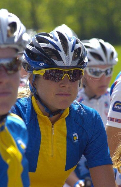 Startovala zde iJannie Stenerhag ze Švédska.