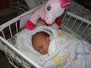 Emička Bílá se narodila 2. února paní Michaele Karzelové z Českého Těšína. Porodní váha miminka byla 3090 g a míra 47 cm.