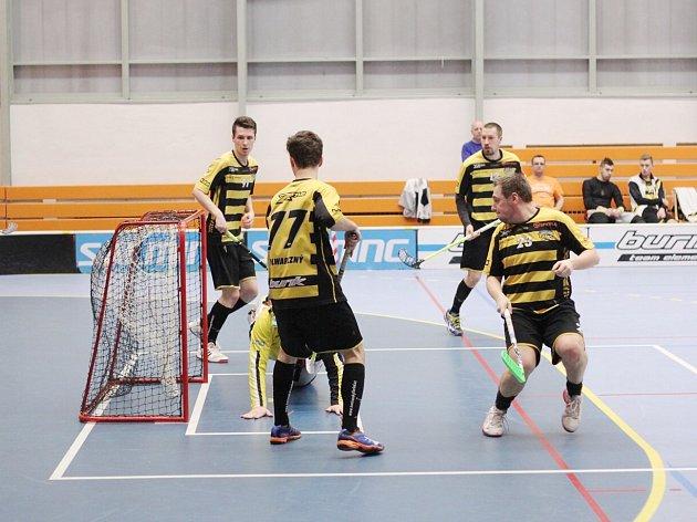 Florbalisté Torpeda bojují ve finále play-off proti Opavě.
