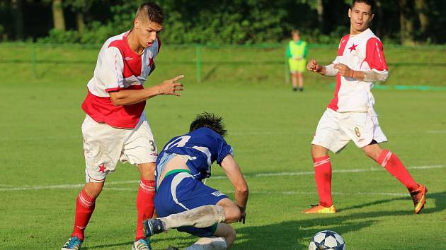 Orlovští fotbalisté se dočkali. Ve čtvrtém utkání nové sezony vyhráli.
