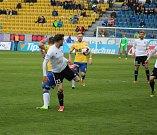 Karvinští fotbalisté se v rámci soustředění utkali i se Znojmem a znovu ho dokázali porazit.