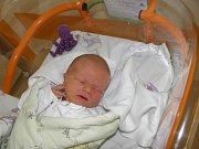 Matyášek se narodil 5. února paní Anetě Müllerové z Michalkovic. Po porodu dítě vážilo 3040 g a měřilo 51 cm.