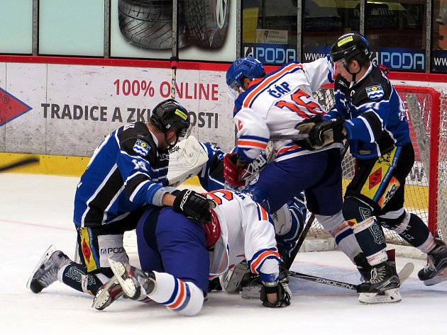 AZ Havířov – HC Stadion Litoměřice 6:2