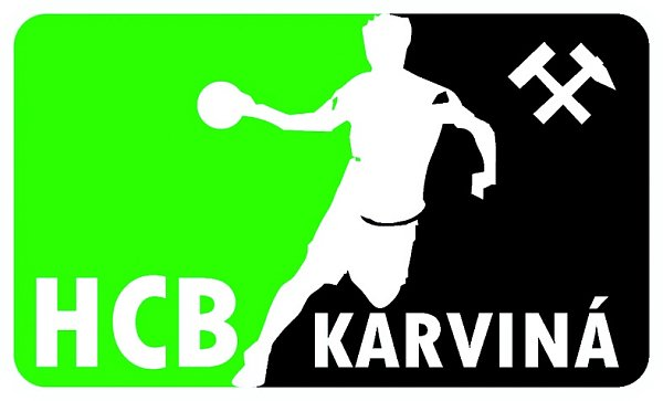 Nové logo karvinských házenkářů.