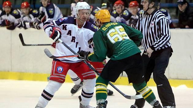 Hokejisté Karviné prohráli další zápas.