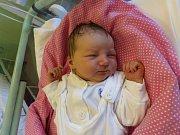 Nikola Šíblová z Českého Těšína se narodila 15. května v Třinci. Měřila 52 cm a vážila 3520 g.