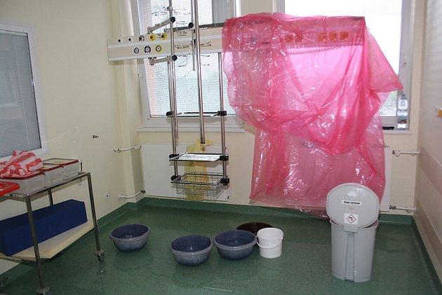 Následky bouřky spřívalovým deštěm a krupobitím vHavířově. Postižena byla také nemocnice.