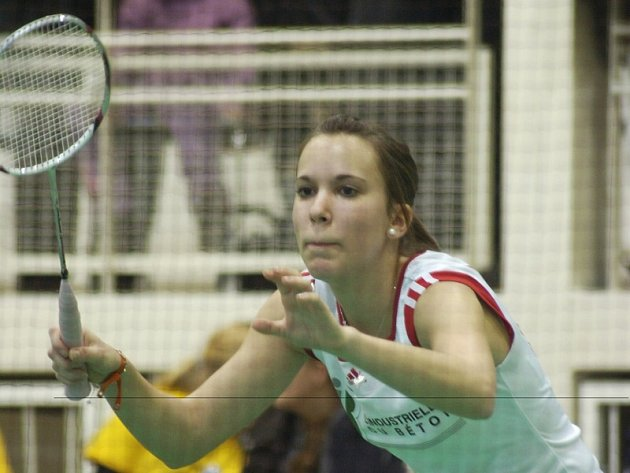 O víkendu se v Těšíně hraje kvalitní badminton.