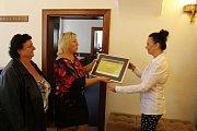 Zachráněný platan v havířovském zámeckém parku získal diplom v národní soutěži.