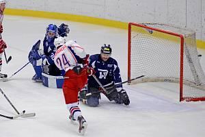 Havířovským hokejistům středeční zápas nevyšel.