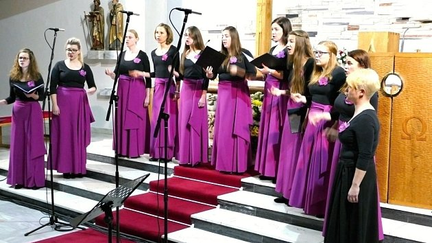 Koncert duchovní hudby v Havířově
