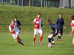 Orlovští fotbalisté neměli v Polance problém.