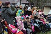 V Orlové se v sobotu konal 1. Orlovský masopust.