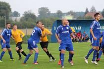 Petrovičtí fotbalisté tentokrát vyhlíželi body marně.