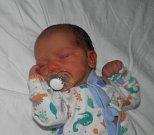 Kristiánek se narodil 29. listopadu mamince Kristýně Růžičkové z Orlové. Po narození chlapeček vážil 3100 g a měřil 49 cm.