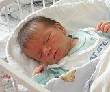 Kubíček se narodil 13. září mamince Simoně Zubaté z Karviné. Po narození chlapeček vážil 3310 g a měřil 49 cm.