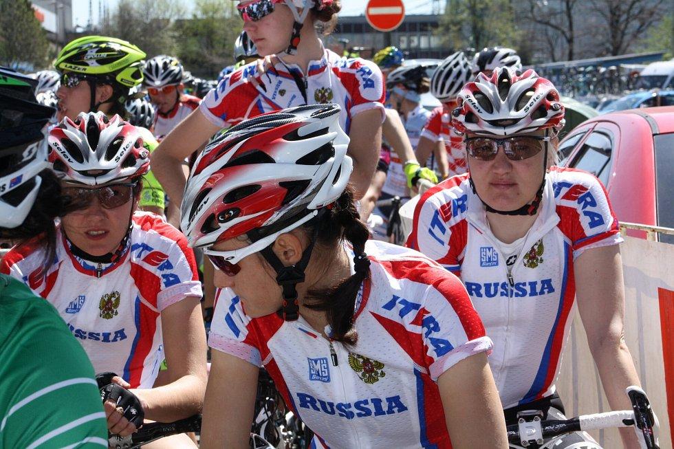 Rusky z národního týmu.