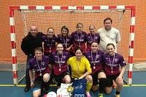 Havířovský tým - vítěz futsalového turnaje.