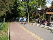 Havířovská desítka 2016, běh na 5 kilometrů.