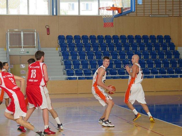 Basketbalisté Startu jsou krůček od záchrany v první lize.