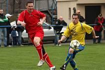 Stonavští fotbalisté udrželi jarní neporazitelnost v hodině dvanácté.