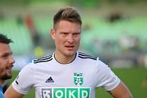 Pavel Dreksa je opět v sestavě Karviné.