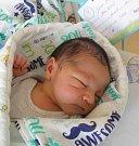 Jan Kanči se narodil 13. října paní Daniele Kančiové z Karviné. Porodní váha Honzíčka byla 3280 g a míra 48 cm.