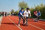 Mezinárodní sportovní klání mezi slovenskými, polskými a českými školami.