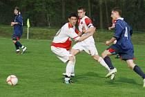Orlovští fotbalisté opět nedali gól a nebodovali.