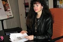 Ředitelka Městského kulturního střediska Havířov Yvona Dlábková.