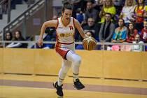 Anna Paťorková, velký basketbalový talent.
