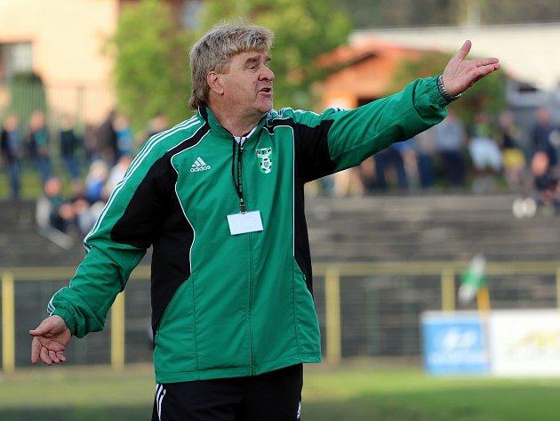 Trenér Josef Mazura už ví, že v Karviné po sezoně skončí.