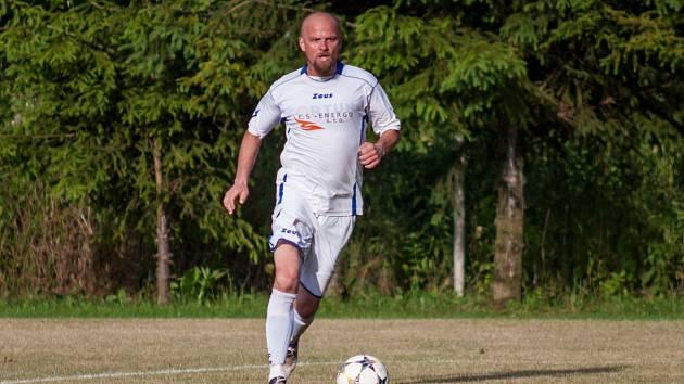 Daniel Tchuř - lídr rychvaldského týmu a organizátor hry.