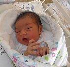 Eliáš Popelka se narodil 1. září paní Anetě Popelkové z Těrlicka. Porodní váha chlapečka byla 3310 g a míra 49 cm.