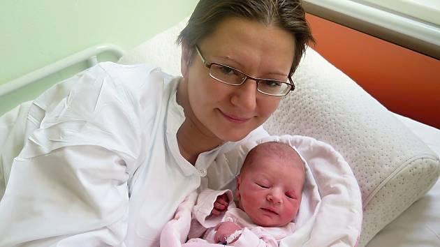 Alice Kašná s maminkou Kateřinou.