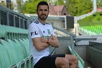 Makedonec Kire Markoski je novou posilou Karviné.