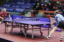 Stolní tenisté Havířova doma nedokázali pražské týmy porazit.
