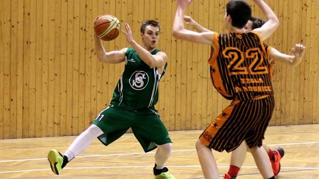 Basketbaloví junioři jsou už prakticky zachráněni v první lize.