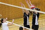 Karvinské juniorky si vedly ve své soutěži výborně.