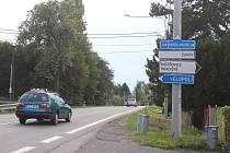 Dolní a Horní Žukov jsou okrajovými částmi Těšína. Na snímku Horní Žukov.
