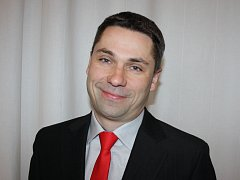 Vůdce orlovské opoziční KSČM Petr Koláček.