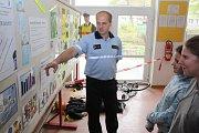 Preventivní program pro zvýšení bezpečnosti dětí na kolečkových bruslích.