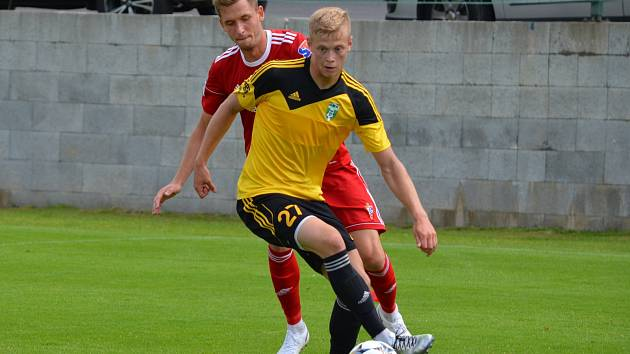 Karvinští fotbalisté odehráli další utkání. S polským Sosnowcem remizovali 2:2.