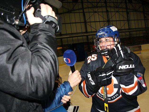 Klub HC Bospor Bohumín si připomněl 80 let existence ledního hokeje ve městě.