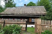 Kotulova dřevěnka v Havířově.