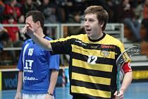 Pavel Bezděčík (na archivním snímku) a jeho spoluhráči vyhráli nad Klobouky, ale v poháru těsně nestačili na Ostravu.