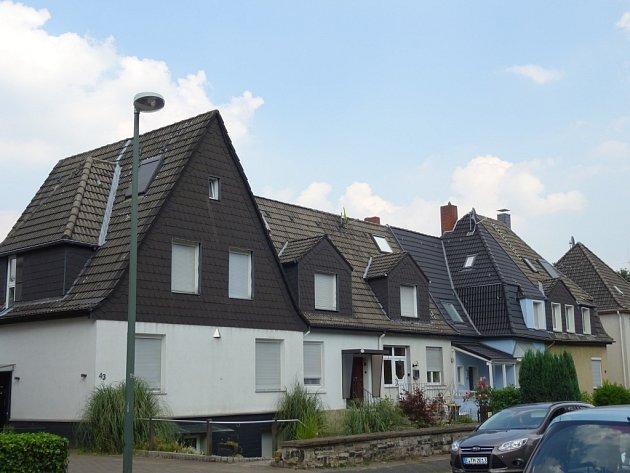 Typově podobný dům vněmeckém Essenu.