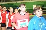 Karvinská kvalifikace o postup na ME do Polska začala slavnostním nástupem.